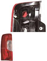 Фонарь задний для Citroen Nemo '08-, 2 дв. левый (DEPO)