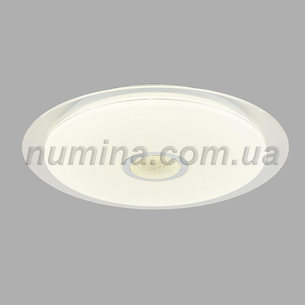 Люстра потолочная LED 69-1717-S 36W+пульт