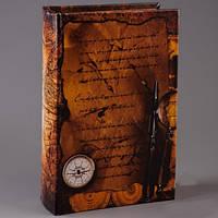 Книга сейф Письма в дневнике 26 см
