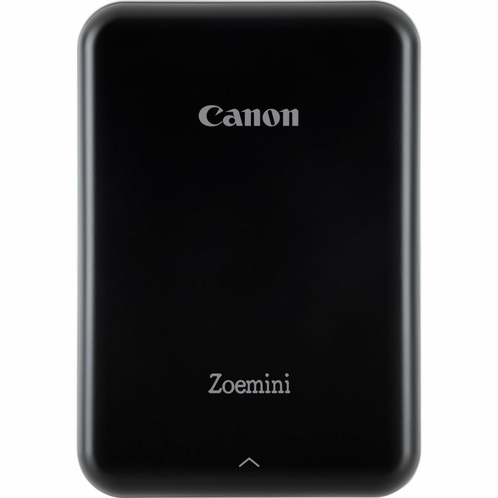 Мобильный фотопринтер Canon ZOEMINI PV123 Black (3204C005), фото 1