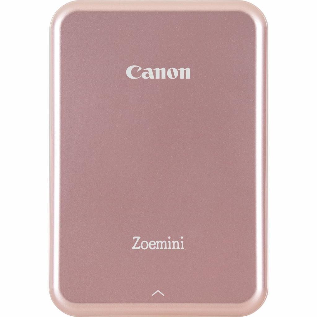 Мобильный фотопринтер Canon ZOEMINI PV123 Rose Gold (3204C004), фото 1