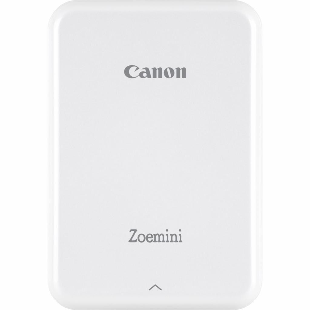Мобильный фотопринтер Canon ZOEMINI PV123 White (3204C006)
