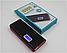 POWER BANK PINENG 10000mah PN 968, Внеший аккумулятор, Портативное зарядное устройство, Павер банк, фото 5