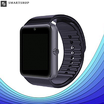 Умные часы Smart Watch GT08 Black - смарт часы под SIM-карту, фото 3