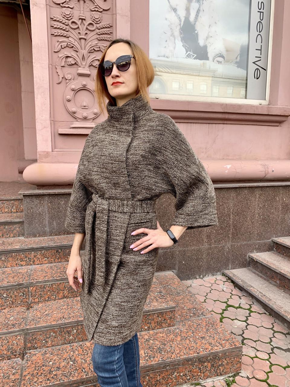 Пальто женское  букле