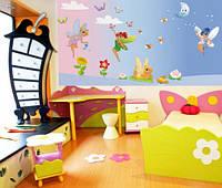 Оригинал. Наклейки на стены Elfy Fly My Butterfly N05