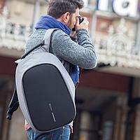 Обзор на рюкзак антивор XD Design Bobby Pro