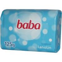 Baba мыло детское с ланолином, 125 г
