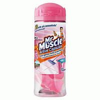 Mr. Muscle капсулы универс. для мытья пола Цветы, 12 шт.