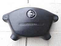 Подушка безопасности, Air Bag водителя Opel Vectra B, Опель Вектра Б. 90507949.