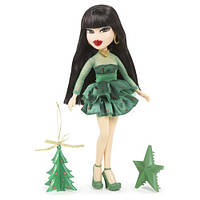 """Кукла  MGA Entertainment Джейд серии Bratz """"Новогодний карнавал / Holiday - Jade """""""
