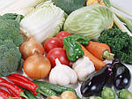 Овочі - це городні плоди та зелень, що вживаються в їжу.