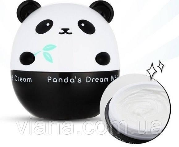 Крем выравнивающий тон кожи Tony Moly Panda Dream White Magic Cream 50 ml