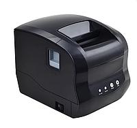 1год. Гарантия Принтер этикеток Xprinter XP-365B NEW и чеков ОРИГИНАЛ принтер этикеток, фото 1