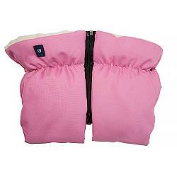 Муфта Womar (Zaffiro) MUF two piece pink (розовый) (наполнителем из натуральной шерсти)