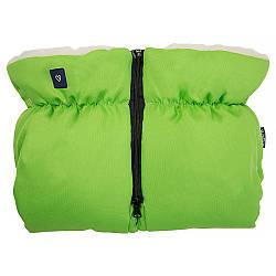 Муфта Womar (Zaffiro) MUF two piece light green (салатовый) (наполнителем из натуральной шерсти)