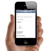 Отправка событий прохода по отпечатку пальца на e-mail