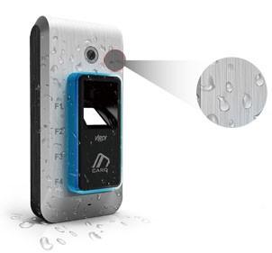 Уличный считыватель отпечатков пальцев со степенью защиты IP65