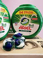 Ariel капсулы для стирки универсального типа 54 штуки