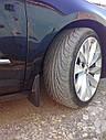 Брызговики MGC Volkswagen Passat CC Европа Америка 2012-2016 г.в. комплект 4 шт 3C8075111A, 3C8075101A, фото 5