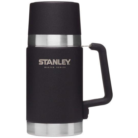 Термос для еды Stanley Master (0.7 л черный) (ST-10-02894-002), США