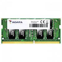Модуль памяти для ноутбука SoDIMM DDR4 4GB 2666 MHz ADATA (AD4S2666J4G19-S)