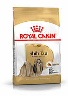 Корм Royal Canin Shih Tzu Adult, для собак породы Ши-тцу от 10 месяцев, 0,5кг