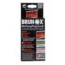 Brunox Gun Care серветки для догляду за зброєю 5шт. в коробці