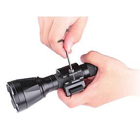 Кріплення на зброю для ліхтарів Fenix Пікатіні ALG-00, фото 2