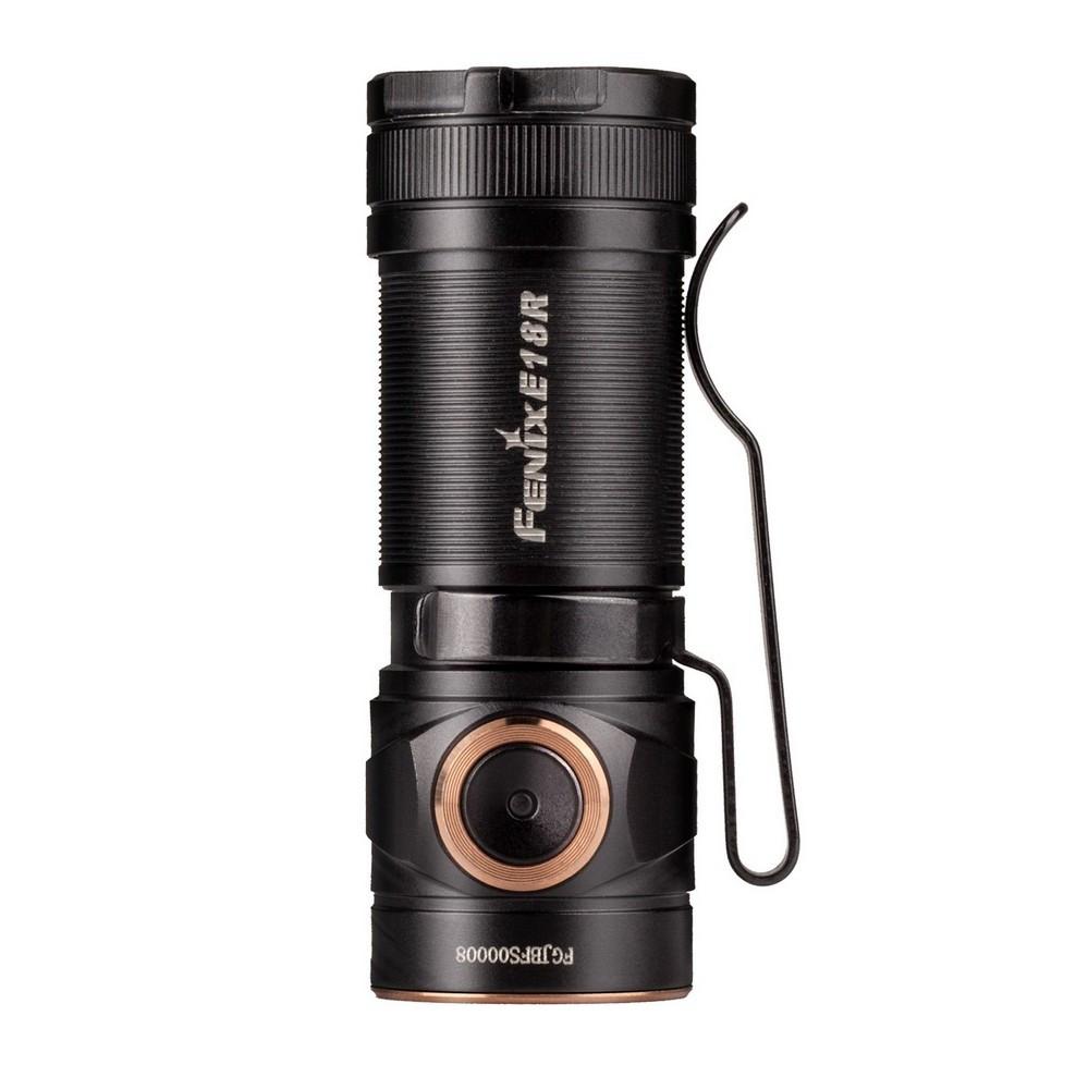Ліхтар ручний Fenix E18R Cree XP-L HI LED