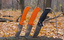 Нож складной Ganzo G723 зеленый, фото 2