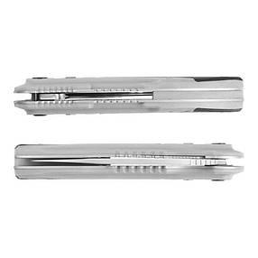 Нож складной Ganzo G621-GR серый, фото 2