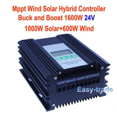 Гибридный контроллер для ветрогенератора 1000Вт+600Вт