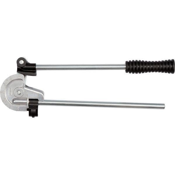 """Трубогин 2-ручний для алюм. і мідних труб ?= 15/32"""" (12 мм) під кут 0- 180° [20], YT-21842 YATO"""