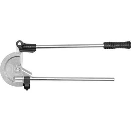 """Трубогин 2-ручний для алюм. і мідних труб ?= 5/8"""" (16 мм) під кут 0- 180° [10], YT-21845 YATO, фото 2"""