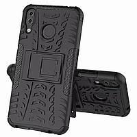 Чехол Armor Case для Asus Zenfone Max M2 (ZB633KL) Черный