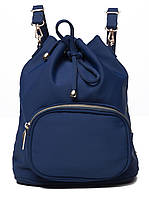 Рюкзак женский нейлоновый Vintage 14806 Cиний, Синий, фото 1
