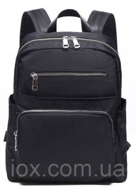 Рюкзак нейлоновый Vintage 14808 Черный