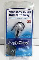 Слуховой аппарат в виде гарнитуры Bell Howell Silver Sonic XL