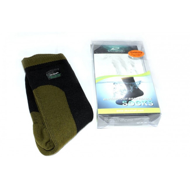 Dexshell Trekking XL Шкарпетки водонепроникні