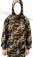 Костюм защитный сетчатый (КЗС), костюм маскировочный из сетки ПИКСЕЛЬ