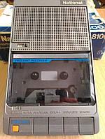 Магнитофон винтажный раритет National RQ-8100 Cassette Program Recorder, б/у в отличном состоянии, фото 1