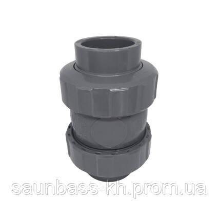 Обратный клапан Kripsol VAR10 63.B, диаметр 63 мм