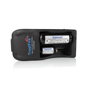 Зарядний пристрій 2*18650 Trustfire new, фото 2
