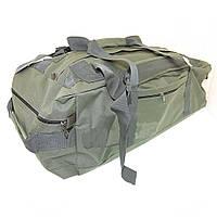 Сумка-Рюкзак рыбацкая 70 литров ХАКИ