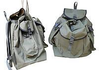 Рюкзак туристический ОХОТНИК ХАКИ 60 л