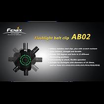 Кліпса на ремінь Fenix AB02, фото 3