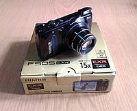 Фотоаппарат Fujifilm FinePix F505 Full HD (1920x1080)/16 МП/зум 15х, фото 1