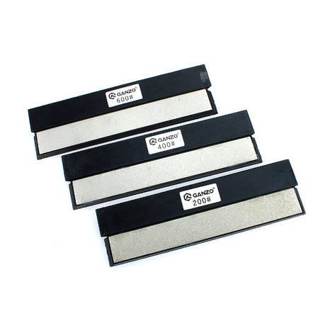 Додатковий алмазний камінь Ganzo D600 для точильного верстату 600 grit d600, фото 2