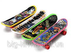 Миниатюрный скейтборд для пальцев рук